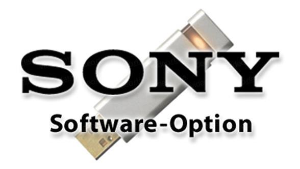 Software CBKZ-3610F to rozszerzenie oprogramowania kamery Sony VENICE