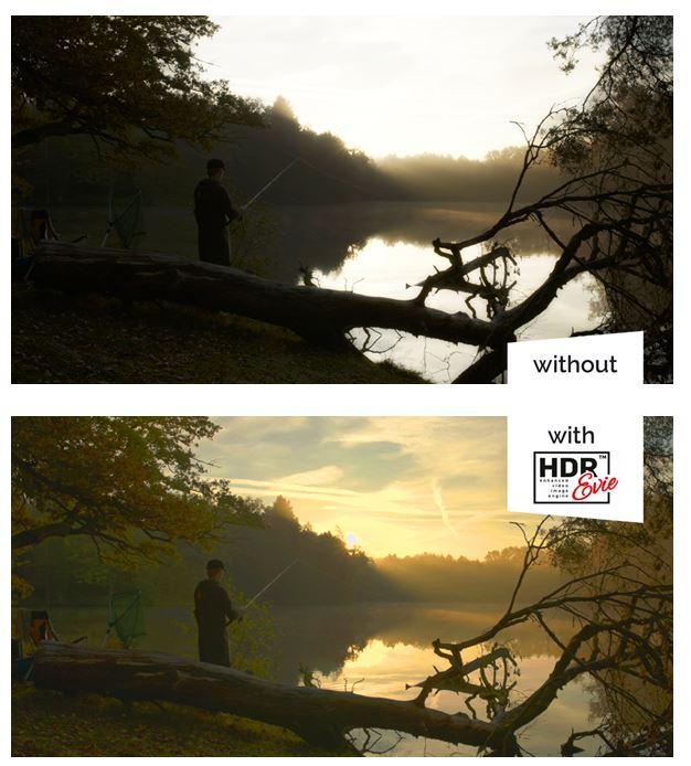 Konwerter HDR Evie 4K UHD do konwersji obrazu HDR na SDR