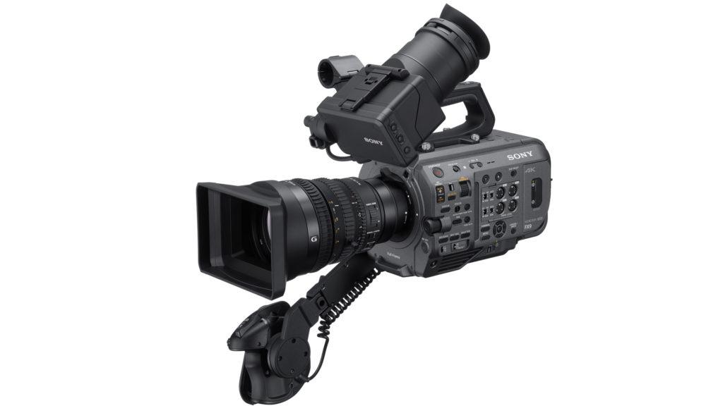Sony PXW-FX9 to pierwsza kamera z pełnoklatkowym przetwornikiem 6K