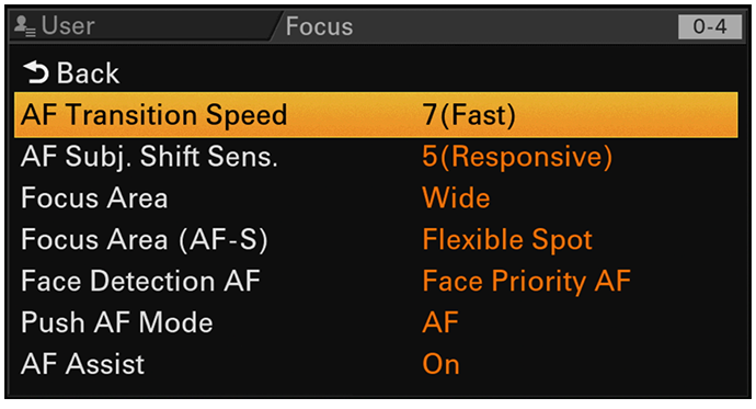 Choose  your desired frame-rate from 1fps up to 180fps