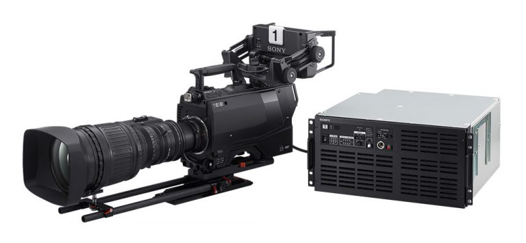 Simultaneous 8K/4K/HD production in HDR and SDR with Sony 8K 3CMOS camera