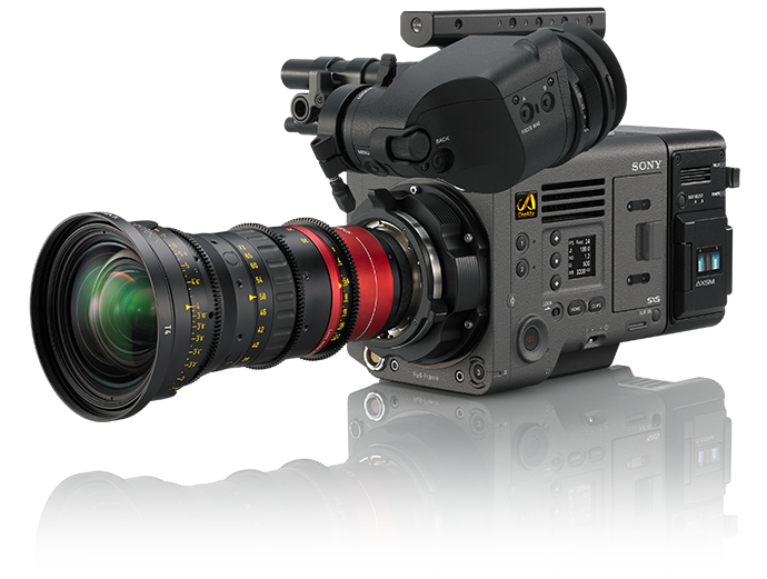 This software upgrade license enables Full-Frame shooting for VENICE Digital Motion Picture Camera