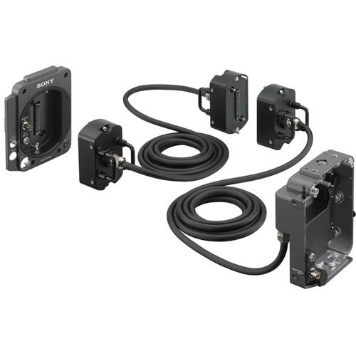 System  rozszerzenia CBK-3610XS umożliwia oddzielenie przetwornika od korpusu kamery VENICE bez pogorszenia jakości obrazu